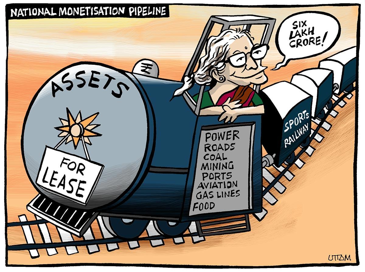 THE NATIONAL ASSET MONETISATION PIPELINE